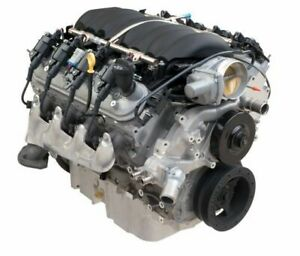 Gm Performance Parts Crate Engine Ls3 430 Hp Gm Ls series Each 19370416