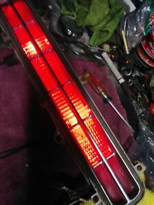 1965 Buick Riviera And Riviera Gran Sport Rh Driver Side Taillight
