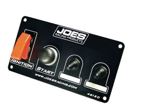 Joes Racing Products Dash Mount Switch Panel P N 46120