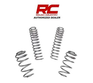1997 06 Jeep Tj Wrangler 6 Cyl 4wd 2 5 Rough Country Suspension Lift Kit 653