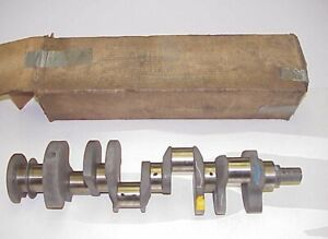 Nos 68 1968 69 1969 Camaro Z 28 Crank Crankshaft Dz 302 1178 Chevy New Gm
