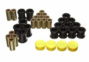Energy Suspension Rear Control Arm Bushing Kit Fits 1995 1998 Nissan 240sx