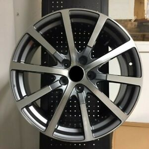 Set 4 19 Hfp Accord Style Sport Rims Brand New Alloy Wheels Fits Honda Civic