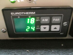 Eurotherm Process Controller Tested Model 847 no r1 r1