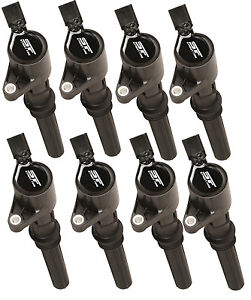 Msd 55128 Street Fire Ford 4 6 5 4l 2 valve 98 14 8 pack Coils