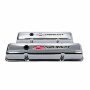 Proform 141 899 Chevrolet Short Valve Covers Sb 58 86