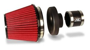 Blox Performance Filter Kit W 3 5inch Velocity Stack Black Filter 3 5inch Hose