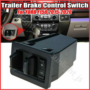 In dash Trailer Brake Controller Module For Ford F150 2015 2020 Jl3z2c006aa Us