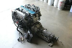 Toyota 2jz gtte Jzs160 Used Twin Turbo Engine W Auto Transmission 2jz Vvti Ecu