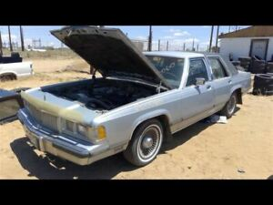 Automatic Transmission 10 3 Tail Shaft Aod Fits 90 92 Crown Victoria 283848