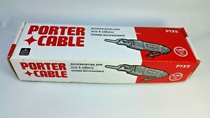 New Old Stock Porter Cable Ptx5 Pneumatic Reciprocating Saw Auto Body Tools