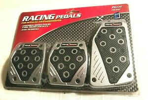 Racing Pedals For Manual Transmissions Universal Design Item Pm 247