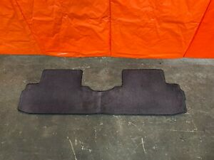 02 06 Acura Rsx Type S Rear Floor Mat Black In Color Oem Oe Factory