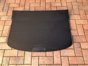 Oem Bmw X6 Trunk Cargo Cover Parcel Shelf Blk 2016 2018 51479133316 E71 F16 F86
