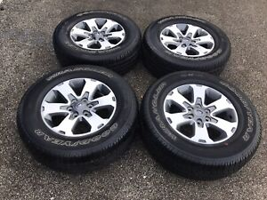 2004 2019 Ford F150 Factory 18 Wheels Tires Oem Rims Alloy Expedition F 150