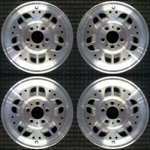 Ford Ranger With Center Cap Holes 14 Oem Wheel Set 1993 To 1995