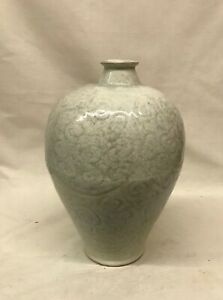 Ying Qing Glaze Meiping Song Period