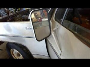 1978 Chevy C10 Driver Left Side View Mirror Oem White Tow Mirror Silverado