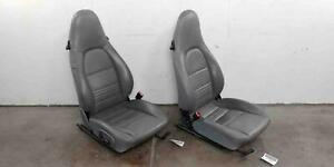 1999 05 Porsche 996 911 97 04 Boxster Front Seat Set Left And Right