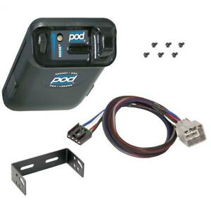 Reese Pod Trailer Brake Control For 10 Dodge Ram 1500 2500 3500 Plug Play Wiring