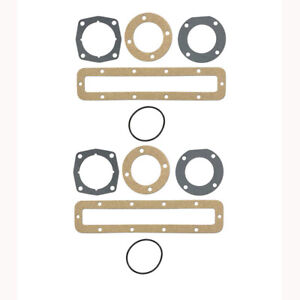 Two 2 Final Drive Gasket Sets Fit International Cub lo boy 154 184 185 Tractor