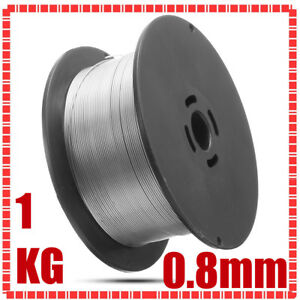 1 Roll 304 Stainless Steel Solid Mig Welding Wire Repairs Tools 1kg 0 8mm
