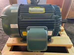 Baldor Reliance Super E Severe Duty 841xl 50 Hp Electric Motor