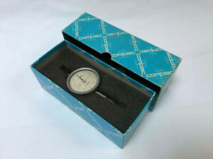 Compac Geneve Precision Dial Indicator Type 555ae 0001 Swiss Made