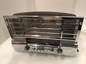 1949 1950 Plymouth Special Deluxe Mopar 803 Am Radio Tested Works Original Oem