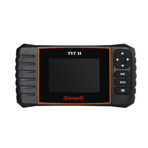 Icarsoft Tyt Ii Suitable For Toyota Lexus Obd2 Car Diagnostic Code Scanner Tool