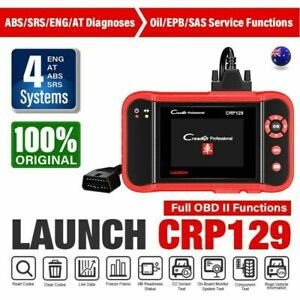 For Ford Launch Crp129 Obd2 Diagnostic Fault Code Reader Scanner Reset Scan Tool