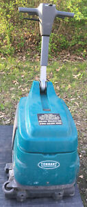 Tennant T1 Lithium Ion Battery Operated Floor Scrubber No Charger 8662