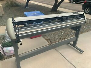 Mutoh Valuecut Vc 1300 53 Hardly Used Comm Vinyl Cutter Flexisign Softw