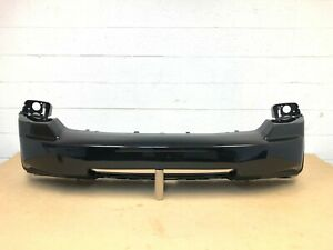 2008 2009 2010 2011 2012 Jeep Liberty Front Bumper Cover brilliant Black 11