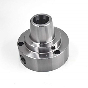 5c Collet Lathe Chuck Closer With Semi finished Adp 2 1 4 X 8 Thread