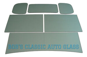 1928 1929 1930 1931 1932 1934 Chevrolet Coupe Classic Auto Glass Flat Windows