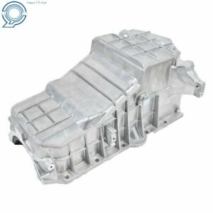 Oil Pan Sump For Chevrolet Gmc Workhorse Express 1500 2500 V6 4 3l 12597153 New