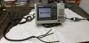 Heidenhain Nd 2104g 665408 9 4 axis Gage Chek Assembly With 3 probes Used