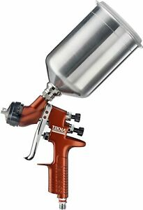 Devilbiss Tekna 703662 Copper 1 3 1 4 Tip Spray Gun With 900cc Alum Cup