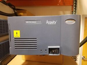 Waters Acquity 2996 Pda Detector Tested Working With New Lamp