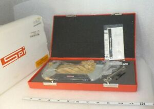 Spi 14 261 2 Outside Micrometer Set With Digital Counter 100 125 Mm