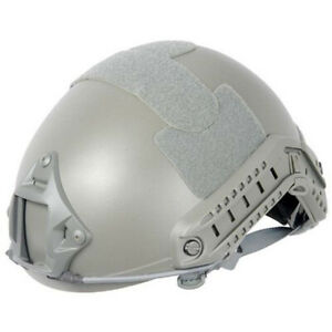 Lancer Tactical Airsoft Fast Helmet Foliage Green CA 739G $44.95