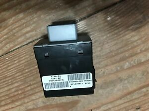 Chrysler Town And Country Dodge Caravan Seat Control Module Switch Oem