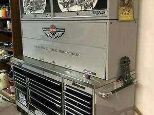 Harley Davidson Snap On Tool Box