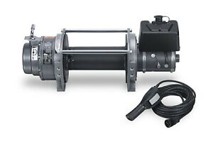 Warn 30289 Series 12 Dc Industrial Winch