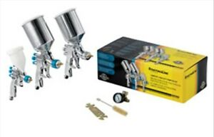 Complete Spraying System For Automotive Primers Finish Coats And Touch Up