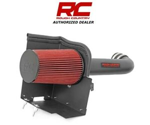 2012 2018 Jeep Jk Wrangler 3 6l V6 Rough Country Cold Air Intake System 10550a
