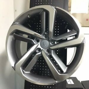 19 2018 Accord Sport Hfp Style Fits Honda Civic Si New Gunmetal Alloy Wheels