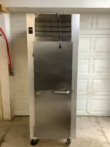 Freezer Single Door On Casters Traulsen G12011 Tested