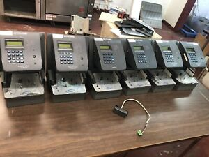 6 Schlage Handkey Ii Biometric Readers And Many Parts